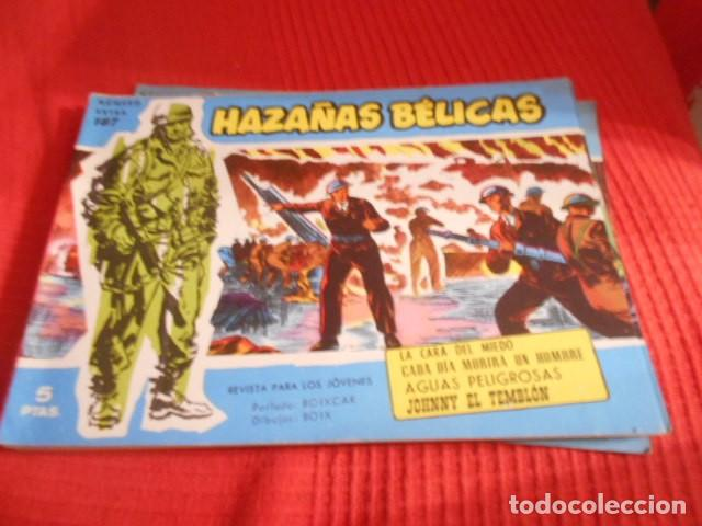 TORAY - HAZAÑAS BELICAS N 187 (Tebeos y Comics - Toray - Hazañas Bélicas)