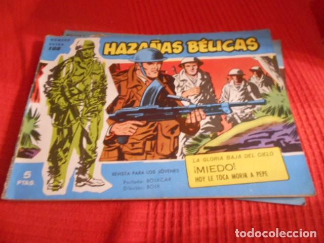 TORAY - HAZAÑAS BELICAS N 188 (Tebeos y Comics - Toray - Hazañas Bélicas)