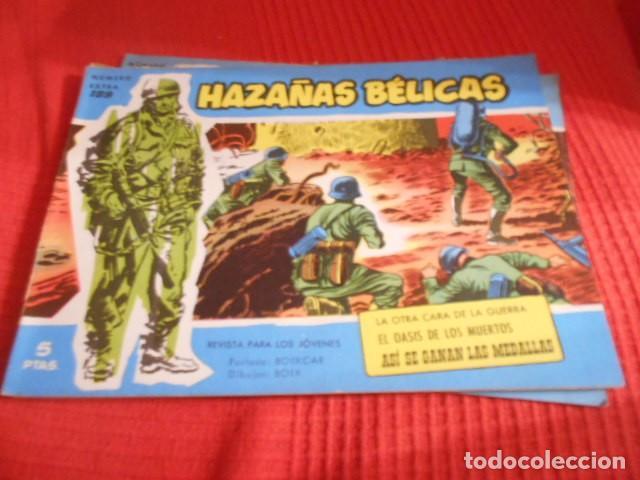 TORAY - HAZAÑAS BELICAS N 189 (Tebeos y Comics - Toray - Hazañas Bélicas)