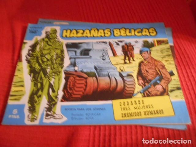 TORAY - HAZAÑAS BELICAS N 190 (Tebeos y Comics - Toray - Hazañas Bélicas)