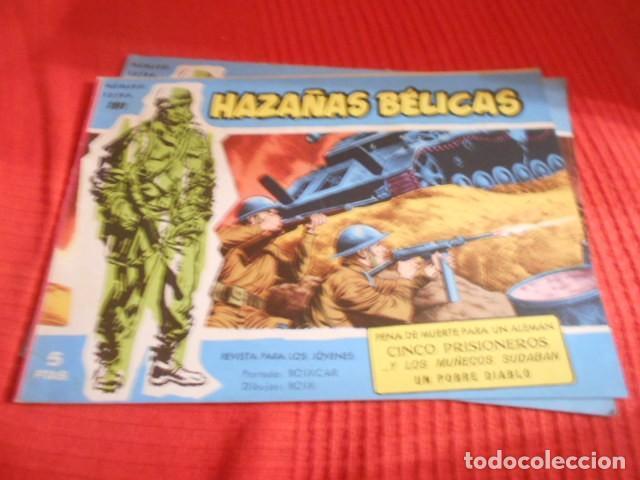 TORAY - HAZAÑAS BELICAS N 191 (Tebeos y Comics - Toray - Hazañas Bélicas)