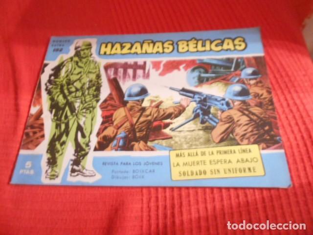 TORAY - HAZAÑAS BELICAS N 192 (Tebeos y Comics - Toray - Hazañas Bélicas)