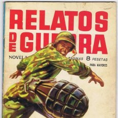 Tebeos: RELATOS DE GUERRA HISTORIA DE UNA GRANADA . Lote 191093155
