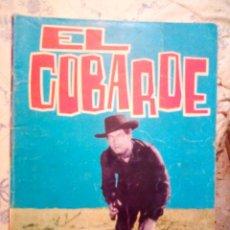 Tebeos: SIOUX- Nº 58 -EL COBARDE- GRAN ARMANDO SÁNCHEZ-1966-BUENO- MUY DIFÍCIL-LEAN- 2920. Lote 191368613