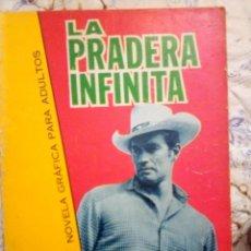 Tebeos: SIOUX- Nº 68 -LA PRADERA INFINITA-GRAN FULGENCIO CABRERIZO-1966-CORRECTO-MUY DIFÍCIL-LEAN- 2922. Lote 191369977