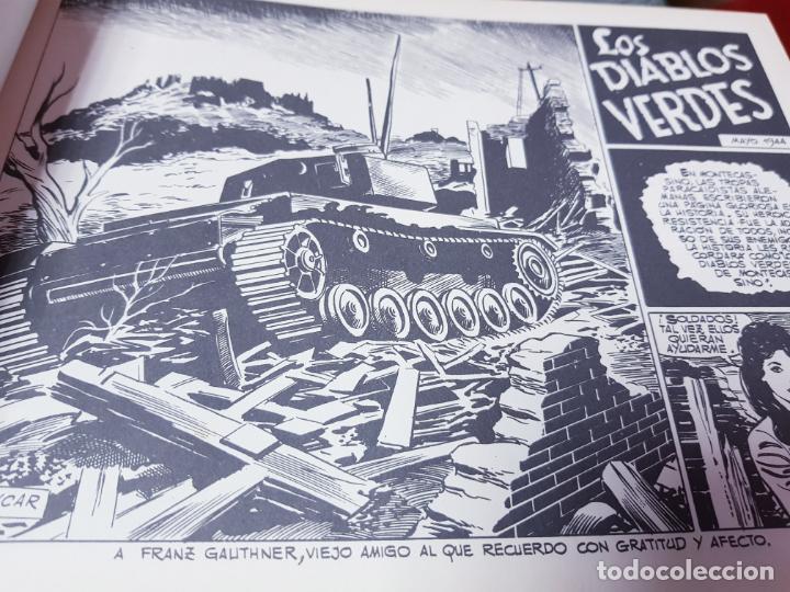 Tebeos: colección-hazañas bélicas-1991-ediciones toray-10 tomos-ver fotos - Foto 6 - 191400981