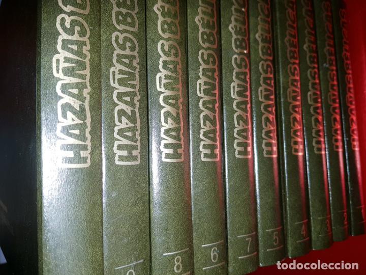 Tebeos: colección-hazañas bélicas-1991-ediciones toray-10 tomos-ver fotos - Foto 10 - 191400981