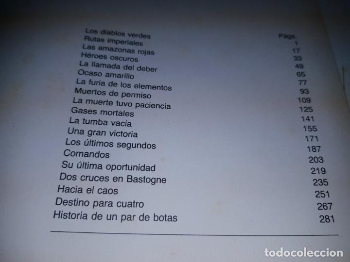 Tebeos: colección-hazañas bélicas-1991-ediciones toray-10 tomos-ver fotos - Foto 12 - 191400981