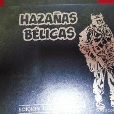 Tebeos: COLECCIÓN-HAZAÑAS BÉLICAS-1991-EDICIONES TORAY-10 TOMOS-VER FOTOS. Lote 191400981