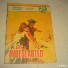 Tebeos: SIOUX N. 93. LOS INDESEABLES.. Lote 191455295