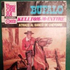 Tebeos: BUFALO NOVELA DEL OESTE Nº632. Lote 191836425