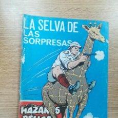 Tebeos: HAZAÑAS BELICAS #220. Lote 245213500