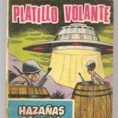 Tebeos: HAZAÑAS BÉLICAS. Nº 266. PLATILLO VOLANTE. NOVELA GRÁFICA. EDICIONES TORAY. (P/C59). Lote 191899411