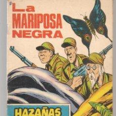 Tebeos: HAZAÑAS BÉLICAS. Nº 147. LA MARIPOSA NEGRA. NOVELA GRÁFICA. EDICIONES TORAY. (P/C59). Lote 191899517