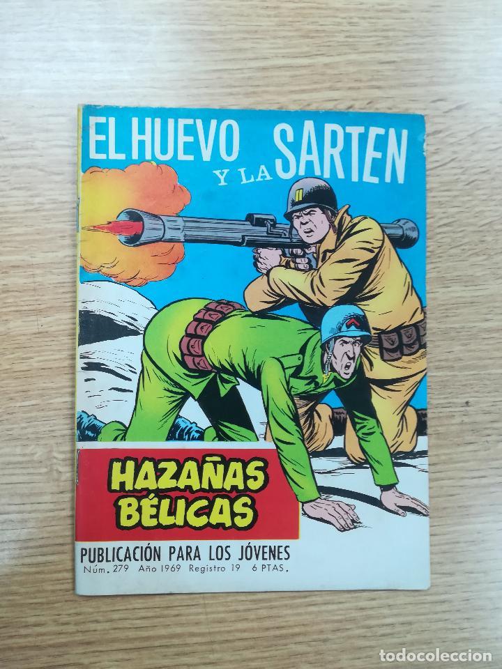 HAZAÑAS BELICAS #279 (Tebeos y Comics - Toray - Hazañas Bélicas)