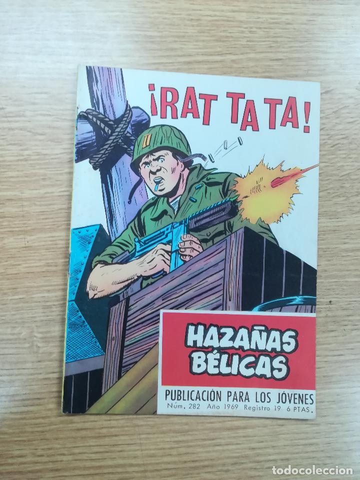 HAZAÑAS BELICAS #282 (Tebeos y Comics - Toray - Hazañas Bélicas)