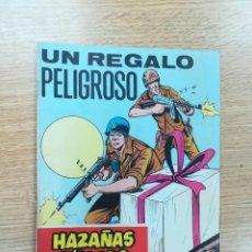 Tebeos: HAZAÑAS BELICAS #295. Lote 191928613