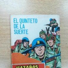 Tebeos: HAZAÑAS BELICAS #301. Lote 191928617