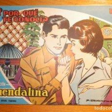 Tebeos: TEBEO - COMIC - COLECCIÓN GUENDALINA - Nº 60 - ¿ POE QUÉ TE CONOCÍ? - TORAY . Lote 191947513