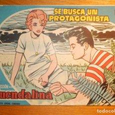 Tebeos: TEBEO - COMIC - COLECCIÓN GUENDALINA - Nº 66 - SE BUSCA UN PROTAGONISTA - TORAY . Lote 191947938