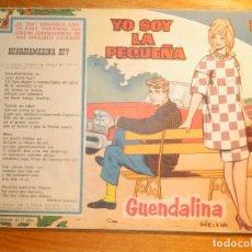 Tebeos: TEBEO - COMIC - COLECCIÓN GUENDALINA - Nº 105 - YO SOY LA PEQUEÑA - TORAY . Lote 191949145