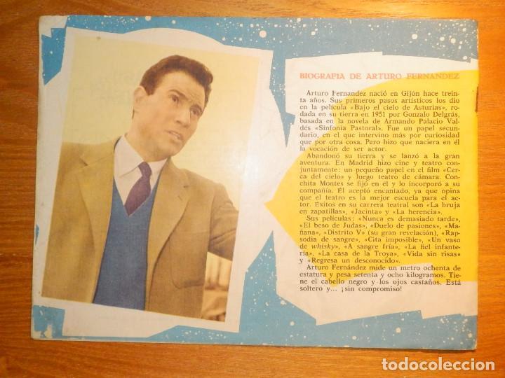 Tebeos: TEBEO - COMIC - COLECCIÓN GUENDALINA - Nº 93 - Se necesita locutora fea - TORAY - Foto 2 - 191949373