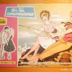 Tebeos: TEBEO - COMIC - COLECCION SUSANA - PRELUDIO SENTIMENTAL - Nº 59 - EDICIONES TORAY. Lote 191950000