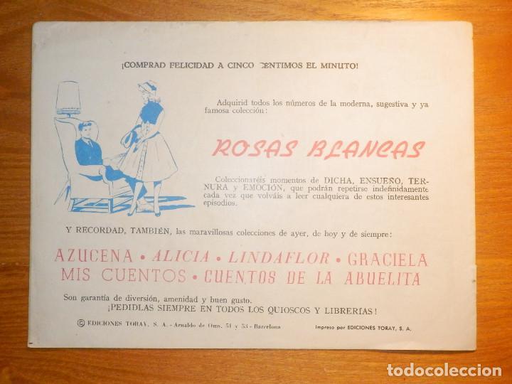 Tebeos: TEBEO - COMIC - COLECCION SUSANA - Nº 30 - La Granjerita - Ediciones TORAY - Foto 2 - 191950183