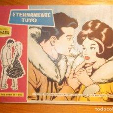 Tebeos: TEBEO - COMIC - COLECCION SUSANA - Nº 47 - ETERNAMENTE TUYO - EDICIONES TORAY. Lote 191950405
