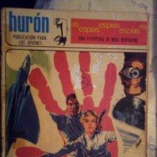Tebeos: HURÓN - Nº 29 - ÓRBITA PELIGROSA-1967-GRAN CARLOS PRUNÉS-CORRECTO-MUY DIFÍCIL-LEAN-2984. Lote 191990675