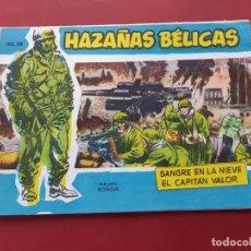 Tebeos: HAZAÑAS BÉLICAS-.VOLUMEN-Nº 26- TORAY, 1957. ORIGINAL-EXCELENTE ESTADO. Lote 192143616