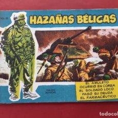 Tebeos: HAZAÑAS BÉLICAS-.VOLUMEN-Nº 32- TORAY, 1958. ORIGINAL-EXCELENTE ESTADO. Lote 192143886