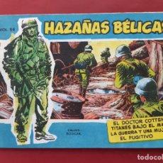 Tebeos: HAZAÑAS BÉLICAS-.VOLUMEN-Nº 34- TORAY, 1958. ORIGINAL-EXCELENTE ESTADO. Lote 192143968