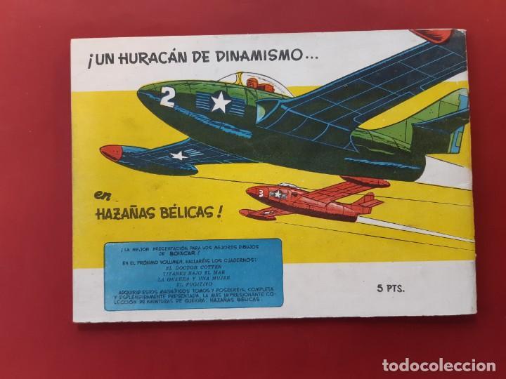 Tebeos: HAZAÑAS BÉLICAS VOLUMEN Nº 43 TORAY 1958 ORIGINAL EXCELENTE ESTADO - Foto 2 - 192144430