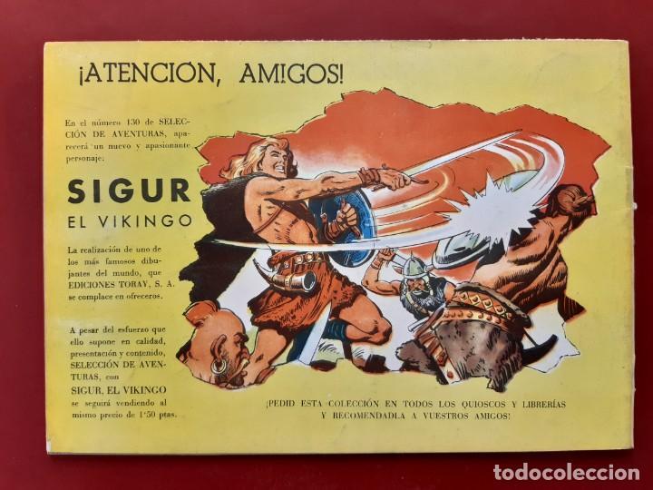 Tebeos: HAZAÑAS BÉLICAS VOLUMEN Nº 49 TORAY 1958 ORIGINAL EXCELENTE ESTADO - Foto 2 - 192144666