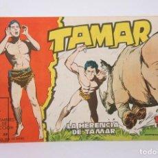 Tebeos: ANTIGUO CÓMIC - TAMAR / LA HERENCIA DE TAMAR Nº 33 - EDICIONES TORAY - AÑO 1961. Lote 192153011