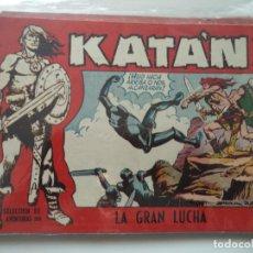 Tebeos: KATAN Nº 208 SELECCION DE AVENTURAS ORIGINAL. Lote 192319145
