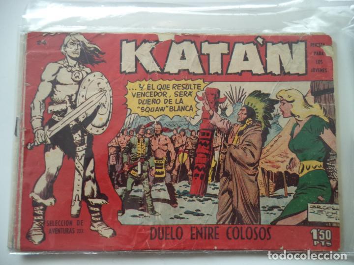 KATAN Nº 227 ORIGINAL (Tebeos y Comics - Toray - Katan)