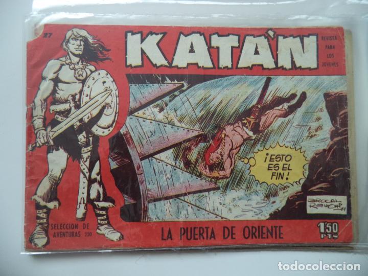KATAN Nº 230 ORIGINAL (Tebeos y Comics - Toray - Katan)