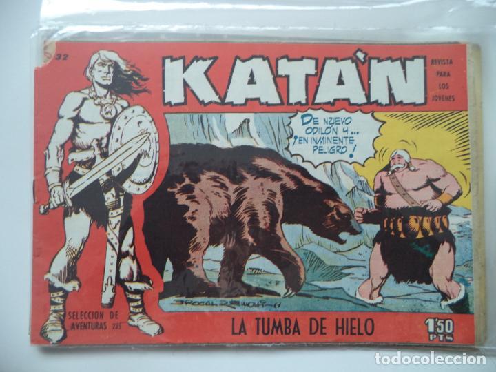 KATAN Nº 235 ORIGINAL (Tebeos y Comics - Toray - Katan)
