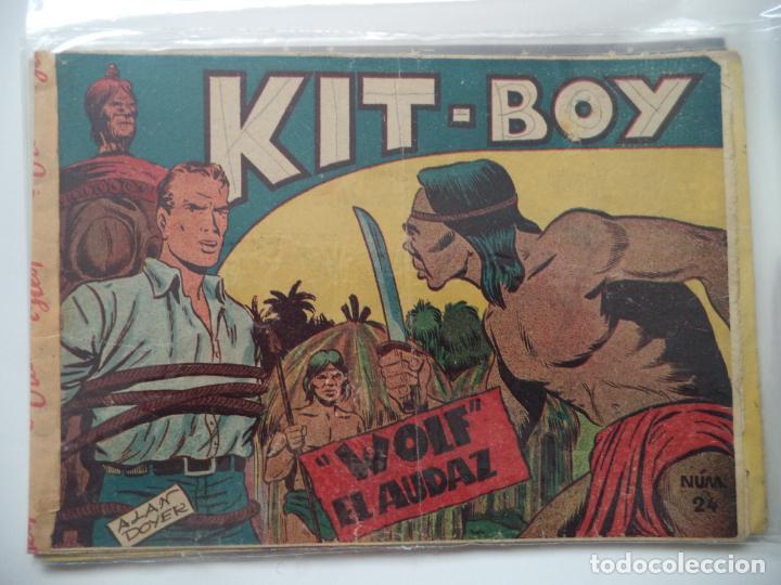 KIT BOY ORIGINAL CELO EN CANTO Nº24 (Tebeos y Comics - Toray - Katan)