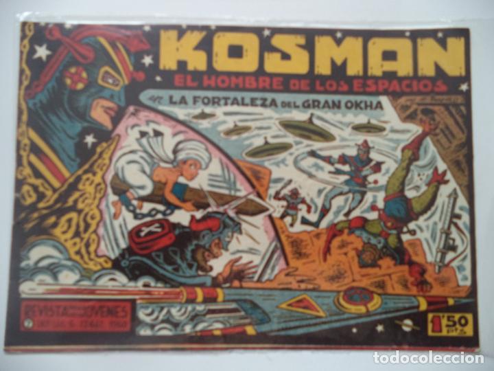 KOSMAN Nº 7 ORIGINAL (Tebeos y Comics - Toray - Katan)