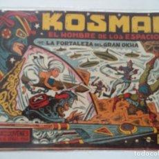 Tebeos: KOSMAN Nº 7 ORIGINAL. Lote 192324006
