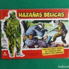 Tebeos: HAZAÑAS BELICAS Nº 29 SERIE ROJA 1958 EXCELENTE ESTADO. Lote 192617223