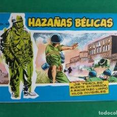 Tebeos: HAZAÑAS BELICAS VOLUMEN 54 EXCELENTE ESTADO. Lote 192621088