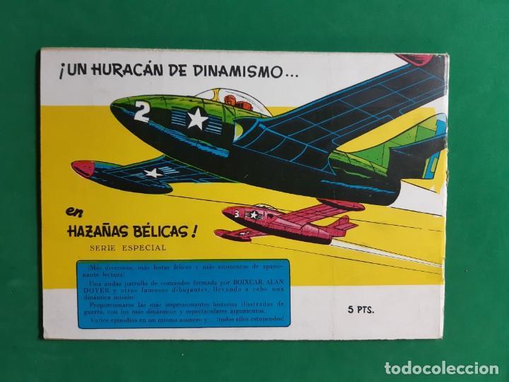 Tebeos: HAZAÑAS BELICAS VOLUMEN 54 EXCELENTE ESTADO - Foto 2 - 192621088