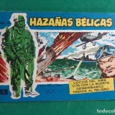Tebeos: HAZAÑAS BELICAS VOLUMEN 56 EXCELENTE ESTADO. Lote 192621161