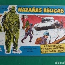 Tebeos: HAZAÑAS BELICAS VOLUMEN 69 EXCELENTE ESTADO. Lote 192621976