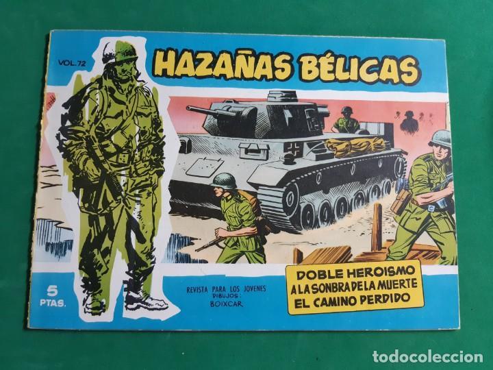 HAZAÑAS BELICAS VOLUMEN 72 EXCELENTE ESTADO (Tebeos y Comics - Toray - Hazañas Bélicas)