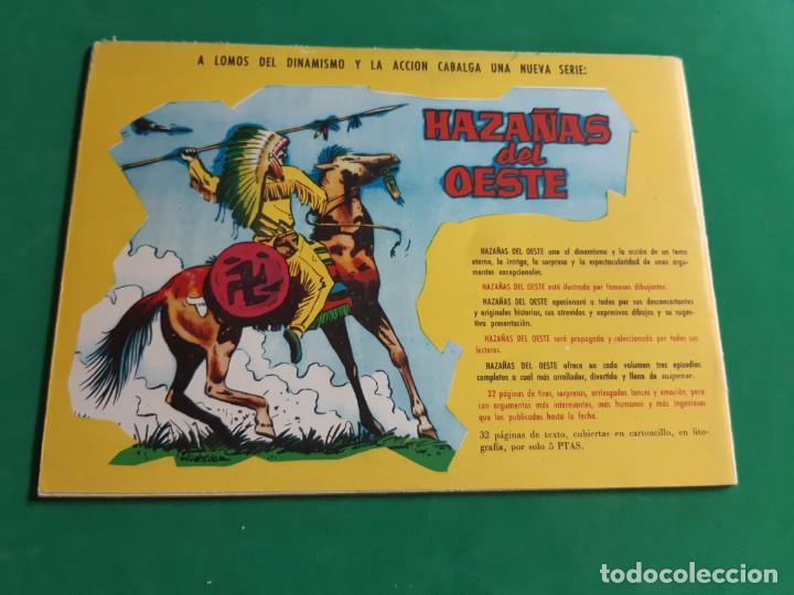 Tebeos: HAZAÑAS BELICAS VOLUMEN 72 EXCELENTE ESTADO - Foto 2 - 192622240
